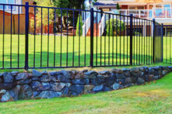 Orange Fence & Supply offers aluminum fencing in CT