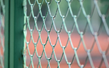 Residential chainlink fencing