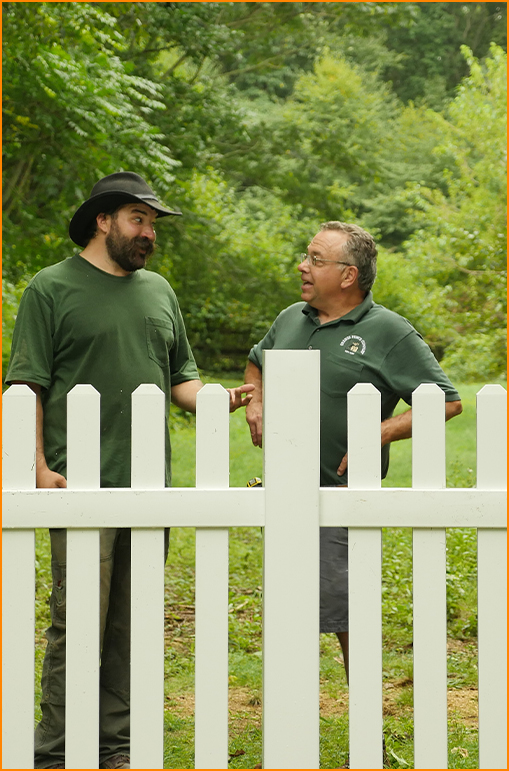 How to Install a Vinyl Picket Fence Yourself